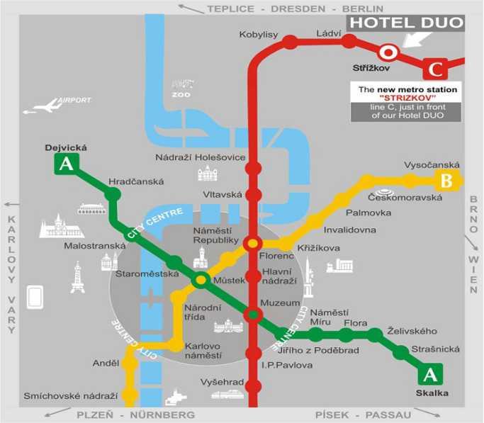Metro Prag Karte.Wmcaus
